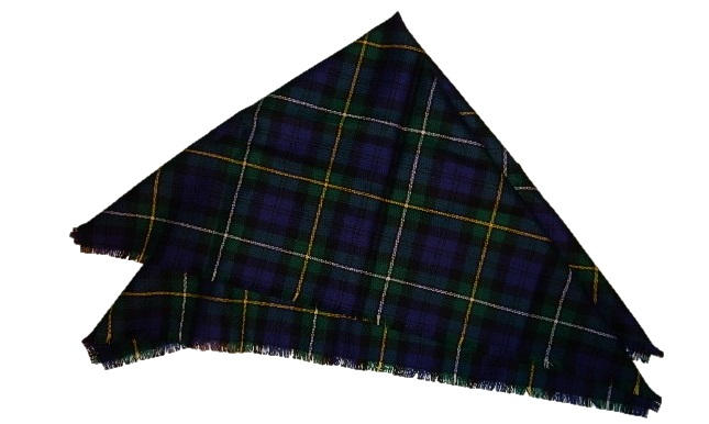 Campbell of Argyll Modern Neck Scarf Headsquare