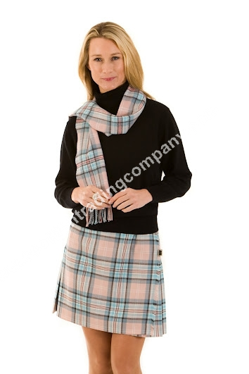 Diana Memorial Tartan Mini Kilt