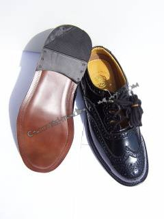 Traditional Ghillie Brogue Shoes
