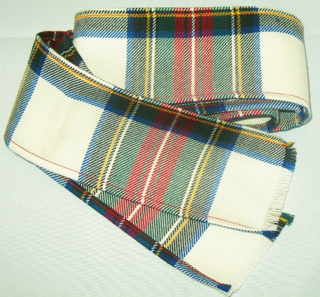 Scottish Tartan Handfasting Wrap
