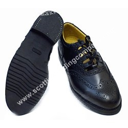Scottish Piper Ghillie Brogue Shoes